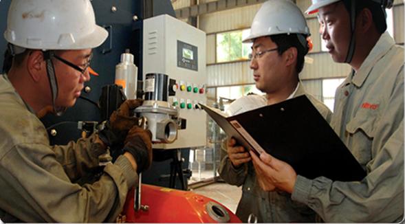 锅炉维修保养改造